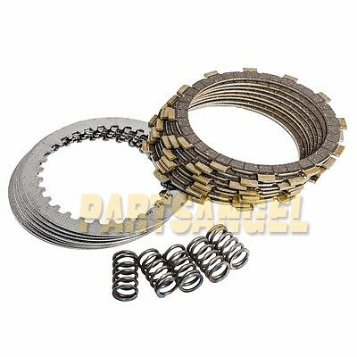 Clutch Kit With Heavy Duty Springs Plates for Honda TRX 450 R TRX450 (Trx450r Clutch)