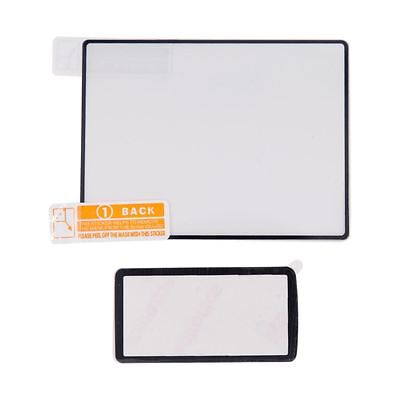 UKHP 0.3mm 9H Self-Adhesive Optical Glass LCD Screen Protector for Nikon D810