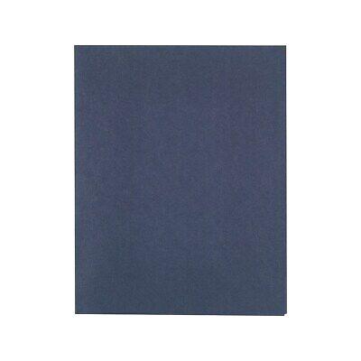 Staples School Grade 2 Pocket Folder Navy 25box 578546