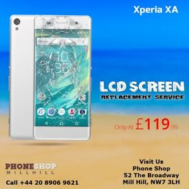 Sony Xperia Z5,Compact,Z3 Plus, Z3,Compact,Z2, Z1 ,Z LCD Screen Digitiser Repair Replacement Service