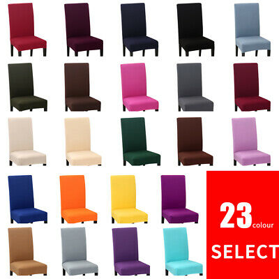 US Stretch Dining Chair Covers Slipcovers Removable Chair Protective Covers FOR ()