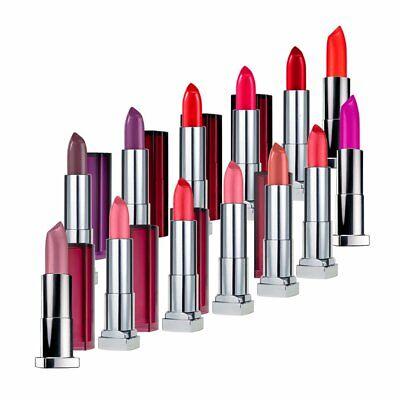 Maybelline Colour Sensational Lipstick- Choose your Colour NEW
