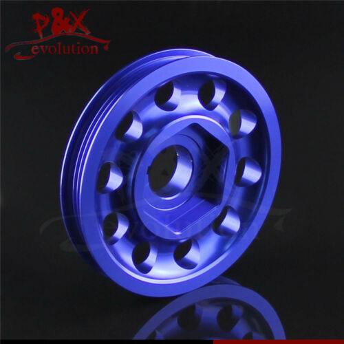 Crank Pulley Light Weight Aluminum For Civic EK9 Integra
