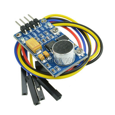 Sound Sensor Voice Sensor Detection Lm386 Mini Module For Arduino
