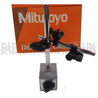 New Mitutoyo 7011s-10 Magnetic Stands For Dial Test Indicators Product Descript