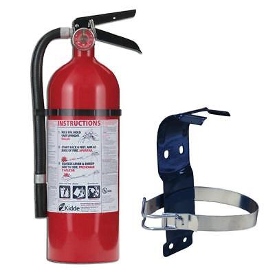 Pro 2a10-bc Fire Extinguisher Bundle With 5 Lb. Mounting Bracket