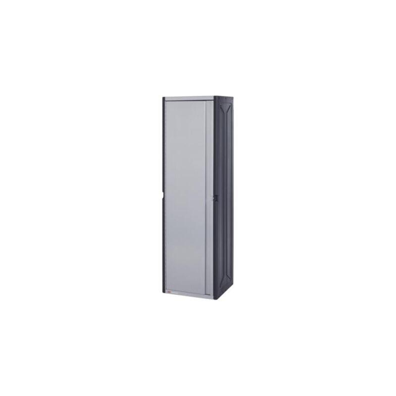 "Rubbermaid FastTrack 14x16x 56"" Garage Tool Locker Storage System (Refurbished)"