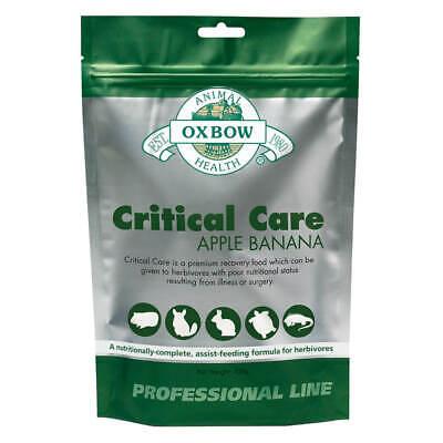 Critical Care Herbivore diet, Apple Banana, 454g | Lambert Vet Supply