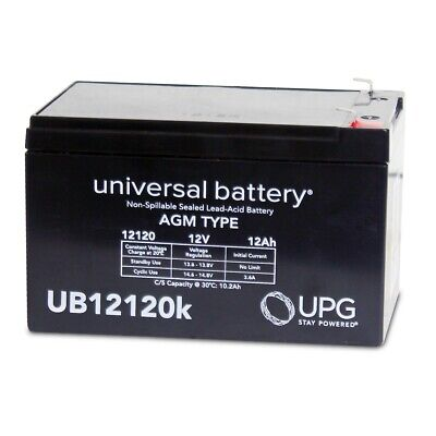 NEW 12V 12AH F2 Replacement Battery for Giant LaFree Sport Electric Bicycle