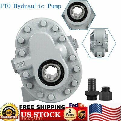 540rpm Pto Pump Hydraulic Pump Hydraulic Tractor 16.6 Gpm Pressure 2500 Psi