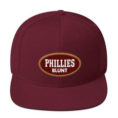(Phillies Blunt Cigars - Snapback Baseball Hat / Cap)