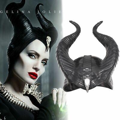 Angelina Jolie Halloween Costume (Movie Maleficent Angelina Jolie Costume Halloween Cosplay Outfit Fancy)