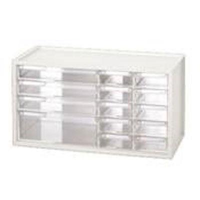 14-drawer Component Storage Cabinet