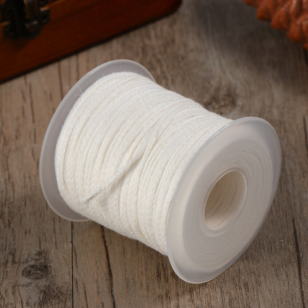 1pc Candle Wick Practical Chic Safe Premium Candle Wick Spool