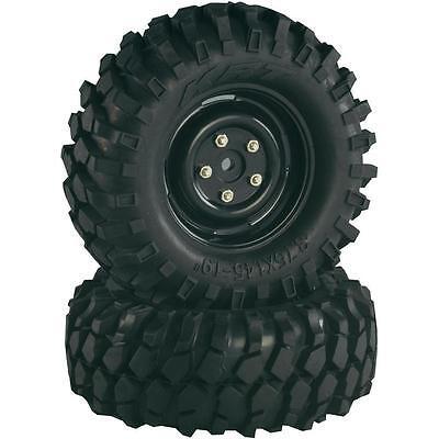 Absima Wheel Set Crawler Steelhammer 96mm 1:10 One Pair 2 Pcs 12mm Hex