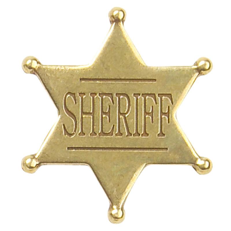 Denix Deluxe Western Sheriff Badge