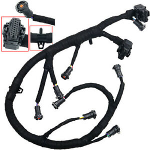 94 95 ford mustang 5 0 engine fuel injector wiring harness efi ebay rh koloewrty co 1997 Ford Ranger Wiring Harness Aftermarket Engine Wiring Harness