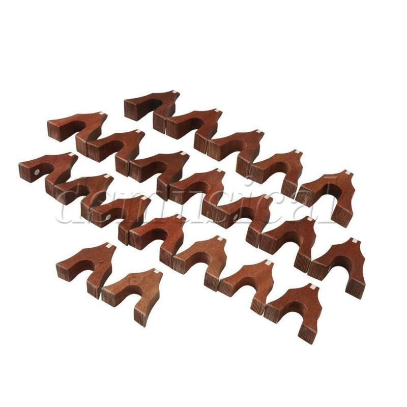 21 Strings Redwood Classical Music Instrument Guzheng Bridge Set Part
