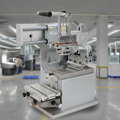 Manual Pad Printing Machine Label Trademarks Logo Valid Date Printing Printer Us