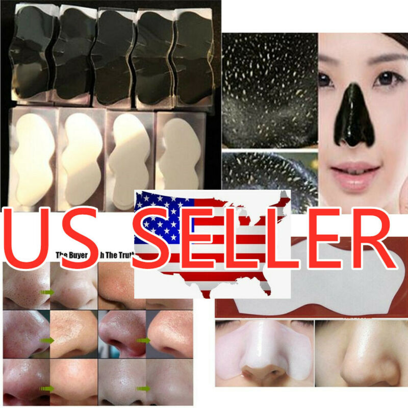 nose mask pore cleansing strip blackhead remover