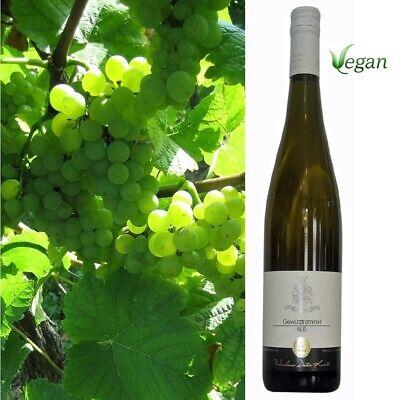 Gewürztraminer süß VEGAN vom Weingut Dieter Kuntz 3 Fl Weißwein Jahrgang 2020