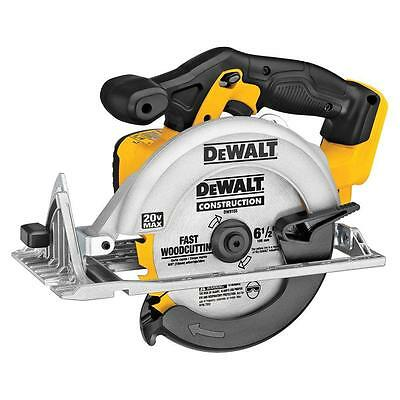 DEWALT 20V MAX Li-Ion 6-1/2in Cordless Circular Saw