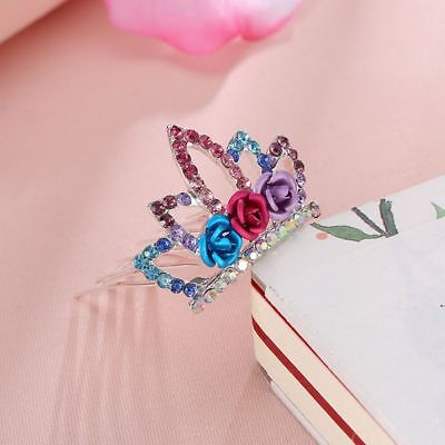 Hair Accesories Hair Jewelry For Girls Kids Gift Hair Comb Crown Hairpin