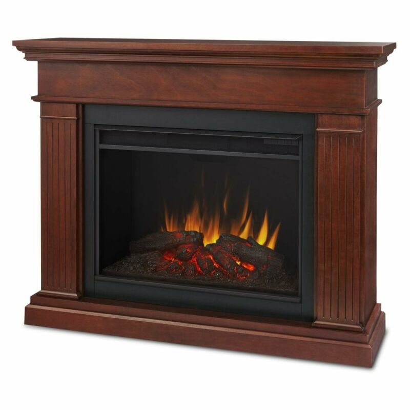 Real Flame Kennedy Electric Fireplace Dark Espresso 8070E-DE