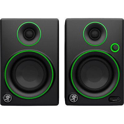 "Mackie CR Series CR3 - 3"" Creative Reference Multimedia Monitors (Pair)"