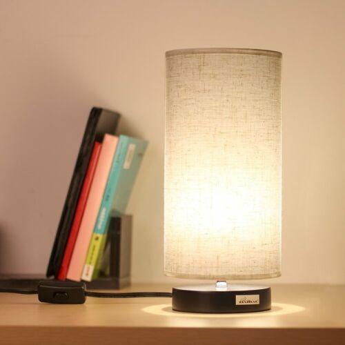 Table Lamp Bedside Nightstand Desk Reading Lamp Bedroom Livi