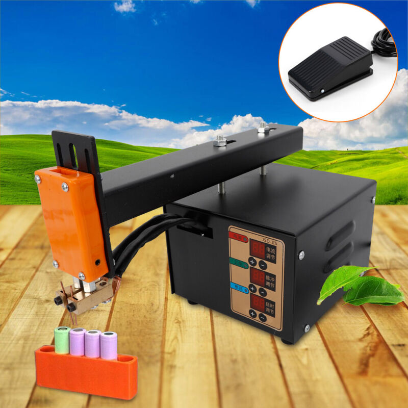 Battery  Spot Welder For 18650 Soldering welding Machine 3KW Handheld Welding