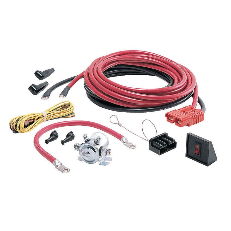 Quick-Connect Power Cable,Rear 32963