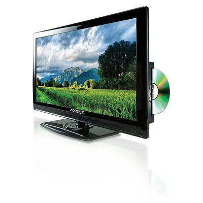 "15"" LCD LED FULL HDTV DIGITAL TUNER TV TELEVISION DVD PLAYER AC/DC 12V VOLT RV"