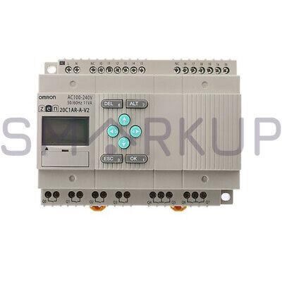 Nib Omron Zen-20c1ar-a-v2 Programmable Relay 24v Dc