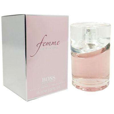 Hugo Boss Boss Femme 75 ml Eau de Parfum EDP (Boss Hugo Boss Parfüm)