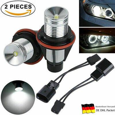 für BMW E39 E53 E60 E61 E63 LED Angel Eyes Standlicht Ringe Touring Marker 2PCS
