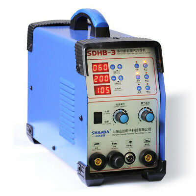 220v Super Laser Cold Welding Machine Stainless Steel Mould Repair Welder 4000w