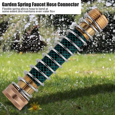 Garden Hose Protector Hose Guard Prevent Hose Kink&Maintain Water Flow Accsssory