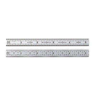 Starrett C316r-6 Steel Ruleflexible6 In16r Grad