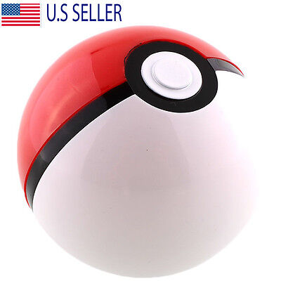 Pikachu Pokemon Pokeball Plastic Ball Ash Ketchum Cosplay Charmander Favors (Ash Cosplay Pokemon)