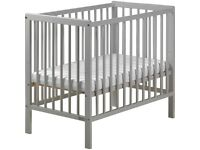 Space saving cot
