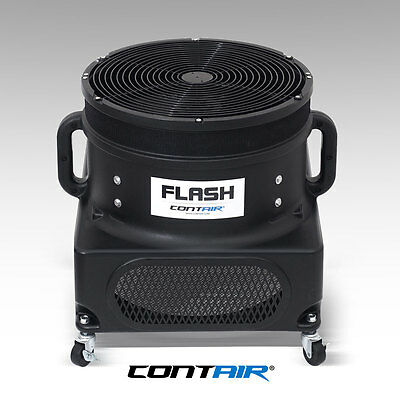 Contair Flash 18 1hp Air Dancing Wind Dancer Blower Fan Motor 5880 Cfm