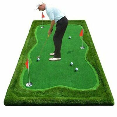 Professional Golf Putting Green Simulation System Indoor/outdoor Practice Mat