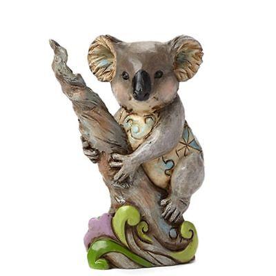 Jim Shore Heartwood Creek Mini Miniature Koala Animal Figurine 4044524