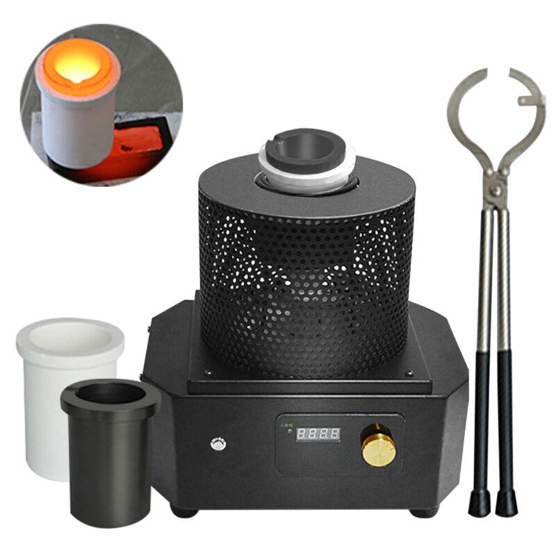 Induction Furnace Metal Melting Furnace Smelt Gold Copper Iron Steel 1600℃/2912°