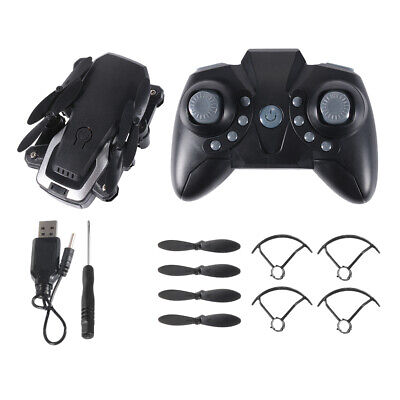 Mini Foldable Quadcopter 3D Flips RC Drone Helicopter With Wifi HD Camera RC1100