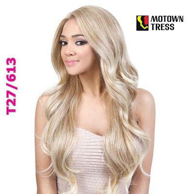 LXP ENVY - Deep Part Swiss Lace Front Wig - Long Wavy Straight - Motown Tress - Motown Tress Lace Wig