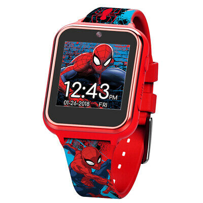 Spider-Man Spiderman iTime Smart Kids Watch 40 MM