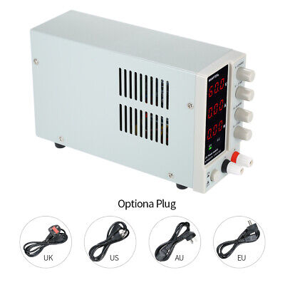 Wanptek 0-60v 0-5a Switching Mini Dc Power Supply With Single Channel Output