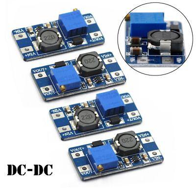 Mt3608 Dc-dc Board 2a Step Up Converter 2v24v To 5v9v12v28v Boost Module
